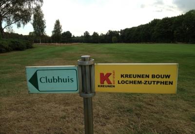 Sponsoring Golfclub