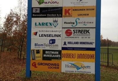 Pijlersponsor v.v. Sportclub Lochem